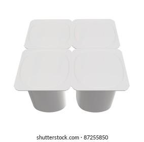 125 g yogurts 6 pack