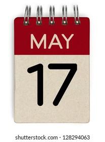 17 may calendar