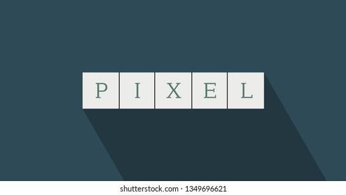 Pixelation of Words Images, Stock Photos & Vectors