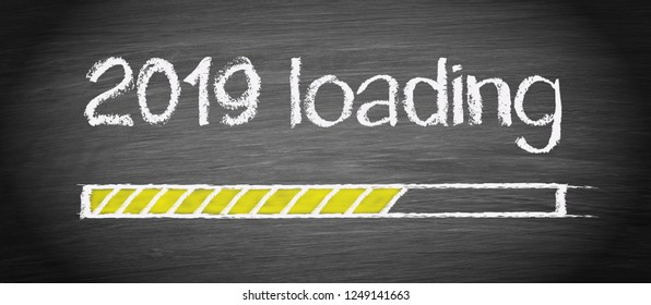 2019 loading New Year
