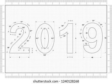 2019 New year Blueprint