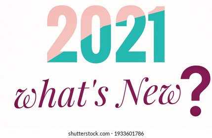 2021 what's new? question with colors station