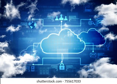 2d rendering Cloud computing
