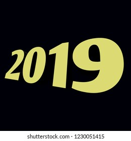 3d '2019' year