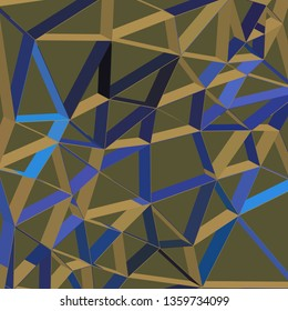 3D Abstract Geometric Lines