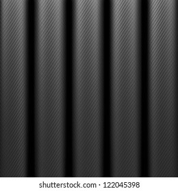 3d background of carbon pipes