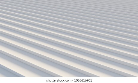 3d black and white background with straight elemental structures