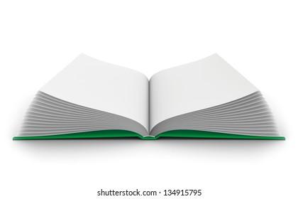 Open Book 3d Images, Stock Photos & Vectors   Shutterstock