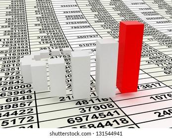 3d business statistics
