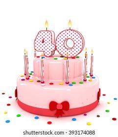 Admirable 1000 Fancy Cake Number Stock Images Photos Vectors Shutterstock Birthday Cards Printable Benkemecafe Filternl