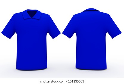 Golf Shirt Template Images Stock Photos Vectors