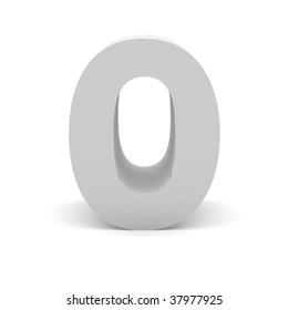 3d digit 0