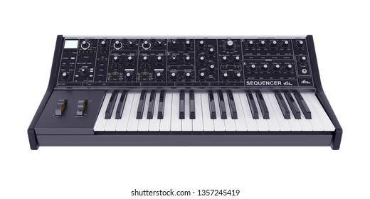 3d electronic analog synthe