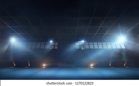 3D GYMNASTIC STADIUM