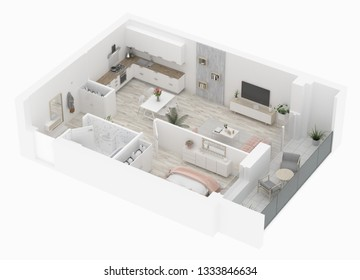 3d House Plans Images Stock Photos Vectors Shutterstock