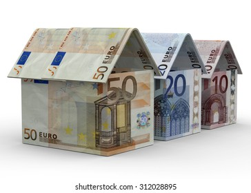 3D Home Made by Money