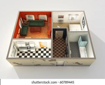 3d Housing Project