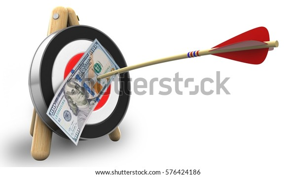 3d Illustration Archery Target Stand Arrow Stock Illustration 576424186 Stands are randomly generated and have various moves and abilities. shutterstock com
