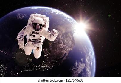 3D Illustration Astronaut Fotolia
