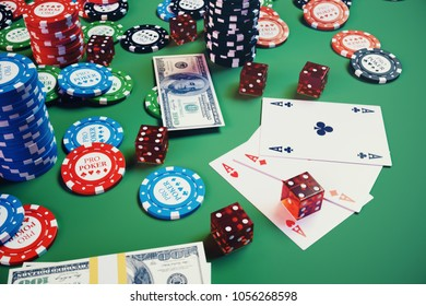Draw Poker Images Stock Photos Vectors Shutterstock