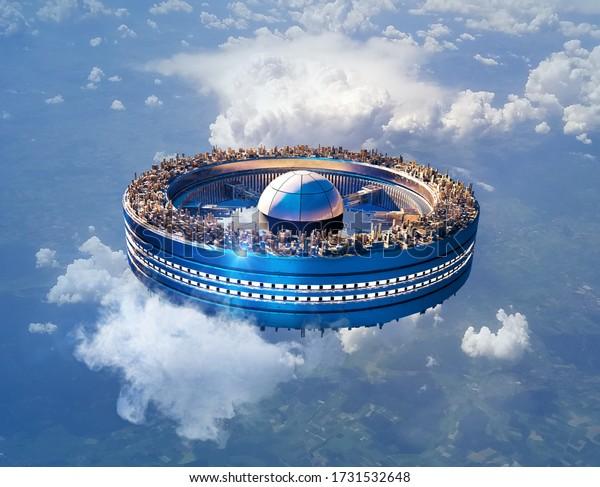 3d-illustration-futuristic-skycity-on-60