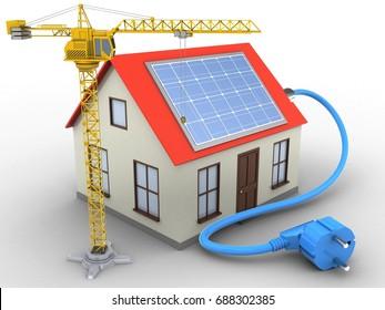 Cartoon Solar Energy Images Stock Photos Amp Vectors