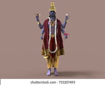 Vishnu Images Stock Photos Vectors Shutterstock
