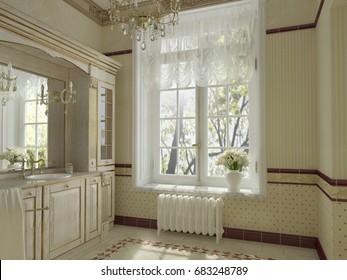 Bathroom Vanity Lights Images, Stock Photos & Vectors ... on wood marble, wood bathroom flooring, wood luxury bedroom, wood luxury kitchens,
