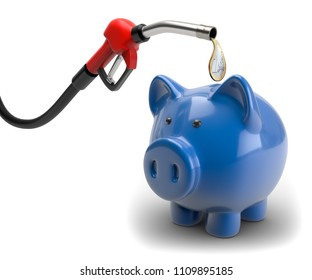 3D illustration piggy bank gas saving.jpg