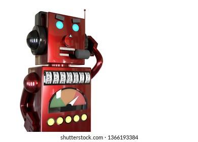 Robocall Images, Stock Photos & Vectors | Shutterstock