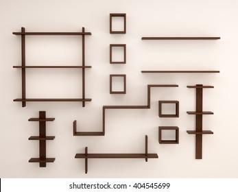 Wooden Rack Images, Stock Photos & Vectors | Shutterstock