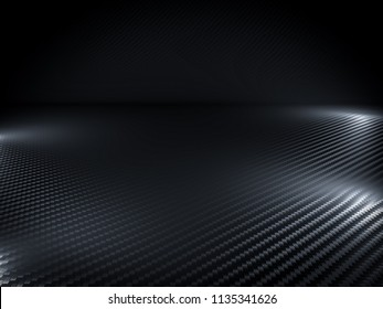 3d image of carbon fiber background
