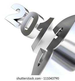 3d metal number 2013