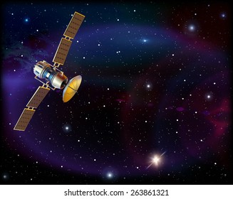 essay on artificial satellites