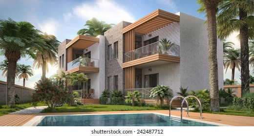 House Elevation Images Stock Photos Vectors Shutterstock
