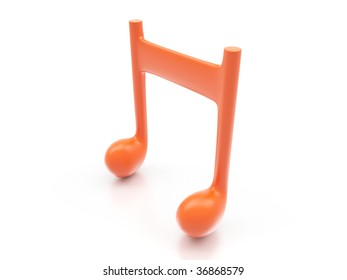 3d Music Note - More Variations in My Portfolio