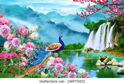 Nature Wallpaper Images Stock Photos Vectors Shutterstock