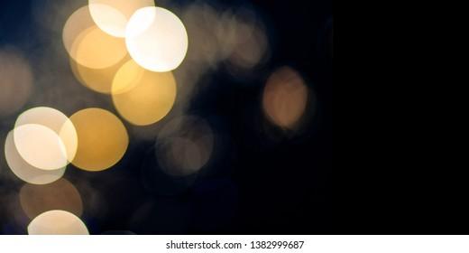 3D Particle Blur Effect Stock Image