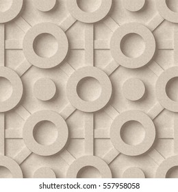 3d pattern, seamless