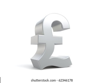 3d pound sign from my metal collection