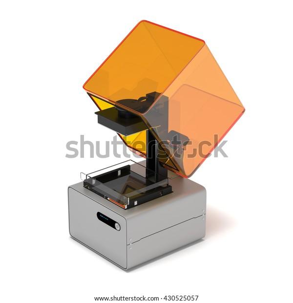 "3d printer ""3d render"""