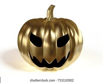 3d Pumpkin Halloween
