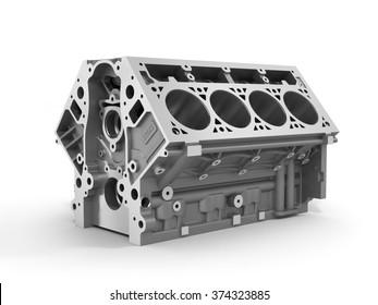 Engine Block Images, Stock Photos & Vectors | Shutterstock