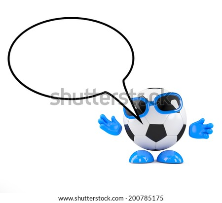a speech about football