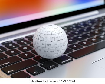 Domain Name Images, Stock Photos & Vectors | Shutterstock
