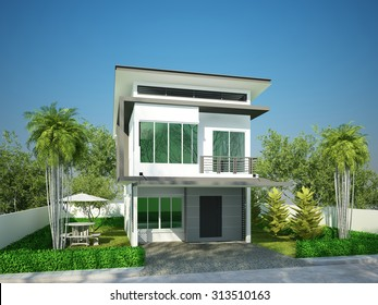 Urban Home Exterior Images Stock Photos Vectors Shutterstock