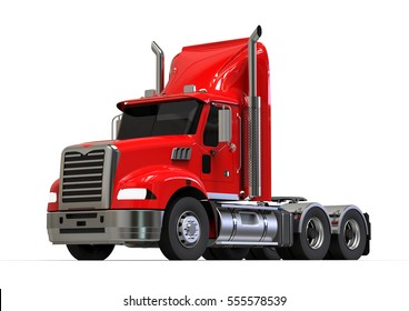 3D render image representing a Truck / Truck