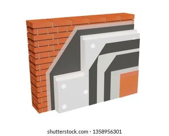 Insulation 3d Images, Stock Photos & Vectors | Shutterstock