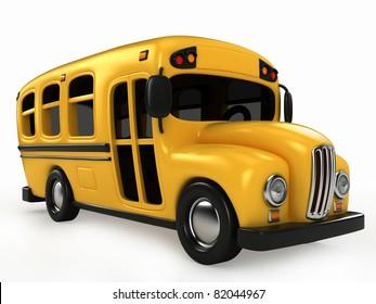 School Bus Clipart Images, Stock Photos & Vectors | Shutterstock