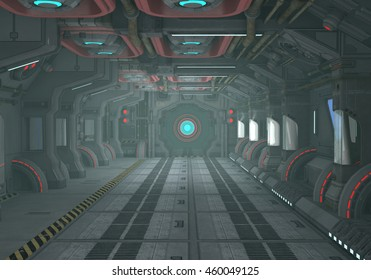 Sci Fi Room Images, Stock Photos & Vectors | Shutterstock